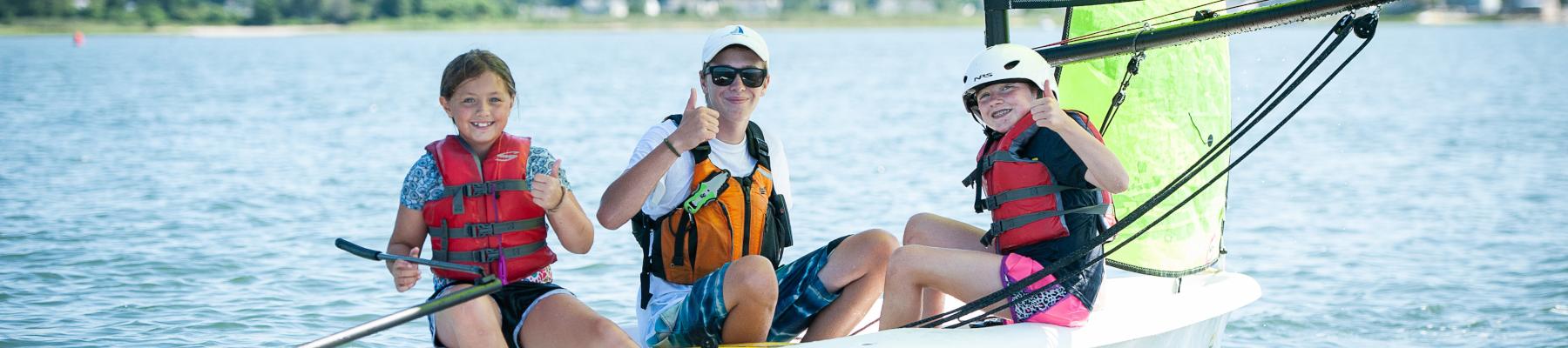 Clinton Sailing Club
